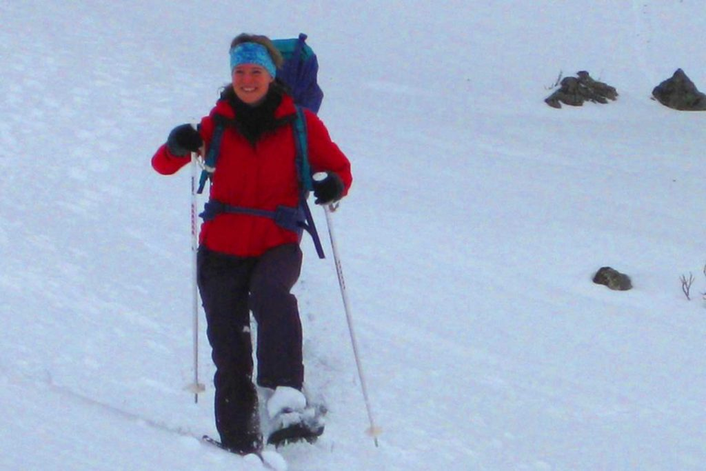 Alpine-Erlebnistage-Winter---Schneeschuhwandern
