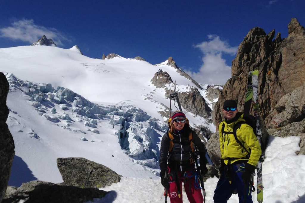 Haute-Route-Chamonix-Zermatt---Col-des-Ecandies