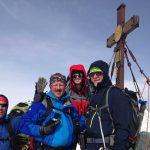 Skiroute-Hoch-Tirol---Großglockner-Gipfel