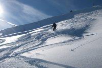 Skitour-Bayernduett-Teil-1---Abfahrt-vom-Seekarkreuz