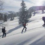 Skitour-Bayernduett-Teil-1-Anstieg zum Seekarkreuz