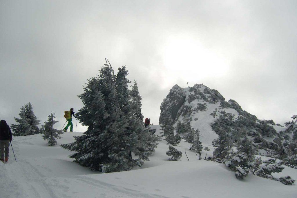 Skitour-Bayernduett-Teil-2----Lacherspitz