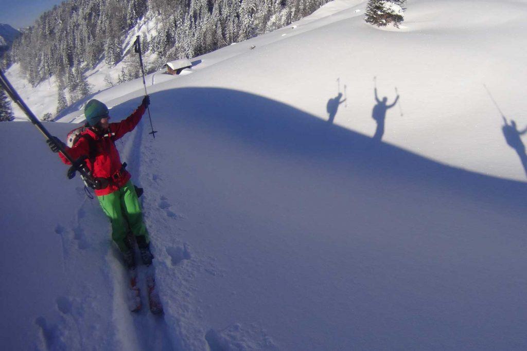 Skitour-für-Einsteiger-im-Wendelsteingebiet---Spaß-auf-Tour