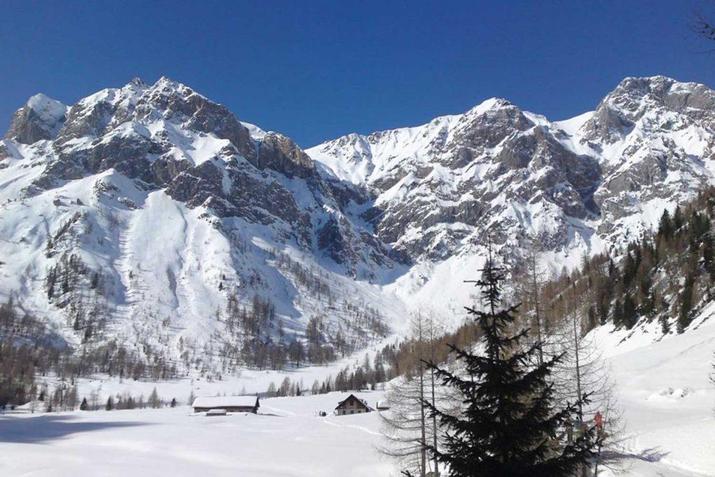 Skitouren-im-Lesachtal---Unterwegs-im-Gelände