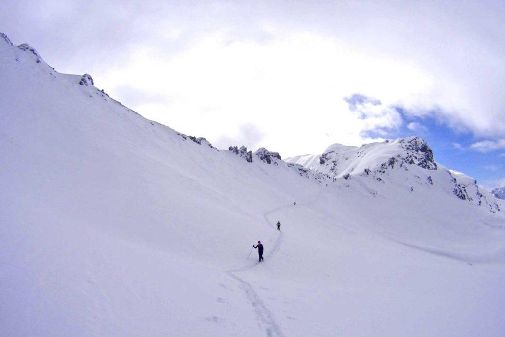Skitouren-im-Montafon---Beginn-Madrisa-Runde