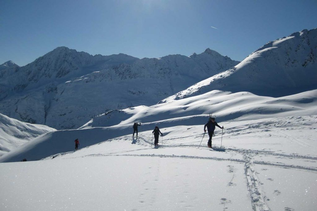 Skitourenkurs für Einsteiger