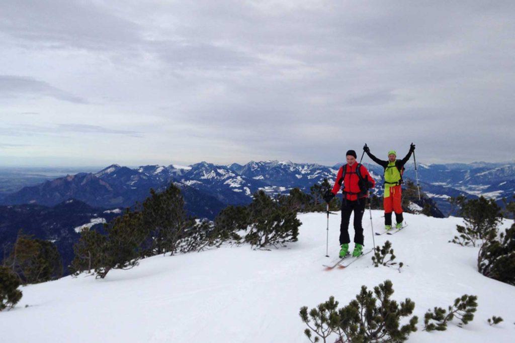 Skitourenkurs für Einsteiger - Großer Thraiten