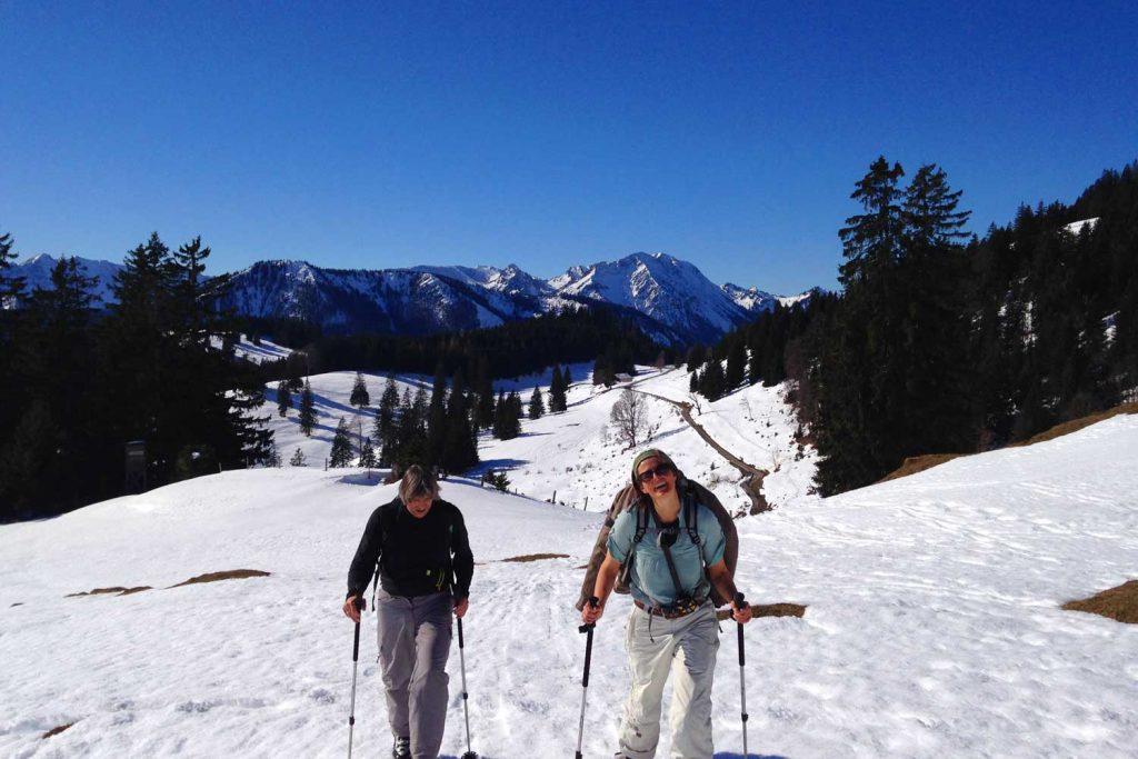 Skitourenkurs für Einsteiger - Wildalpjoch