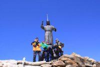 4000er im Wallis Monte Rosa Balmenhorn
