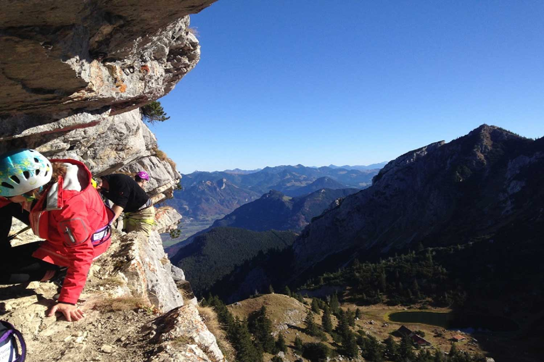Alpine-Erlebnistage-Sommer---Klettersteig