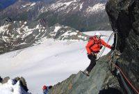 Großglockner-über-den-Stüdlgrat-kurz-vorm-Gipfel