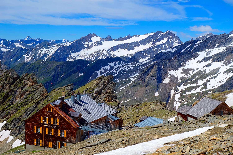 Großvenediger-mit-Bergführer---Defreggerhaus