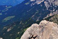 Klettern-im-Wilden-Kaiser---Dülferführe-Predigstuhl-Hauptgipfel