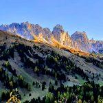 Klettern-in-den-Dolomiten---Ausblicke-beim-Klettern