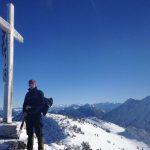 Schneeschuhtour-Jägerkamp---Am-Gipfel