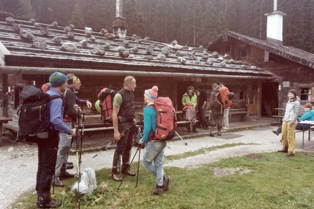 Wanderung-Durchquerung-der-Berchtesgadener-Alpen---Übernachtung-auf-der-Wasseralm