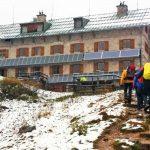 Wanderung-Durchquerung-der-Berchtesgadener-Alpen---Die-letzten-Meter-zum-Kärlinger-Haus