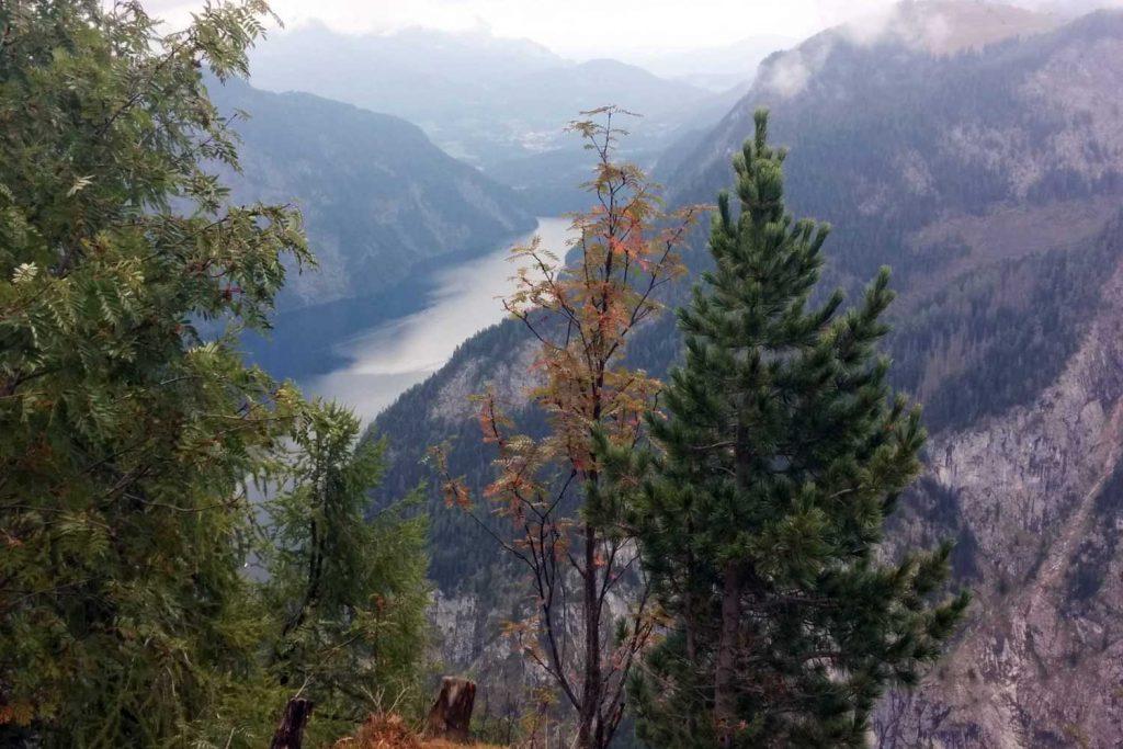 Wanderung-Durchquerung-der-Berchtesgadener-Alpen---Königsee-vom-Rötsteig