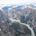 Wanderung - Watzmann König der Berchtesgadener - Blick ins Wimbachgries