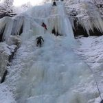 Eiskletterkurs-für-Fortgeschrittene---Seilschaftsklettern