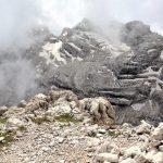 Klettersteige-Brenta-Bocchechte-Weg
