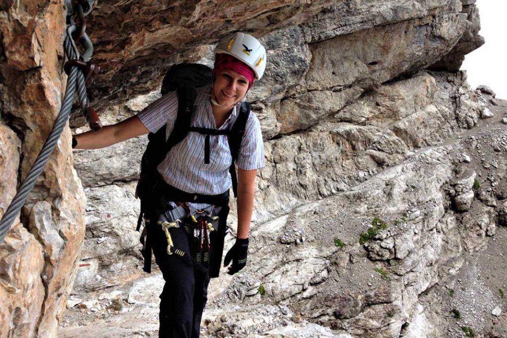 Klettersteige-Brenta-unterwegs-am-Bocchete-Weg