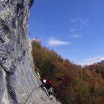 Klettersteige-am-Gardasee---Querung