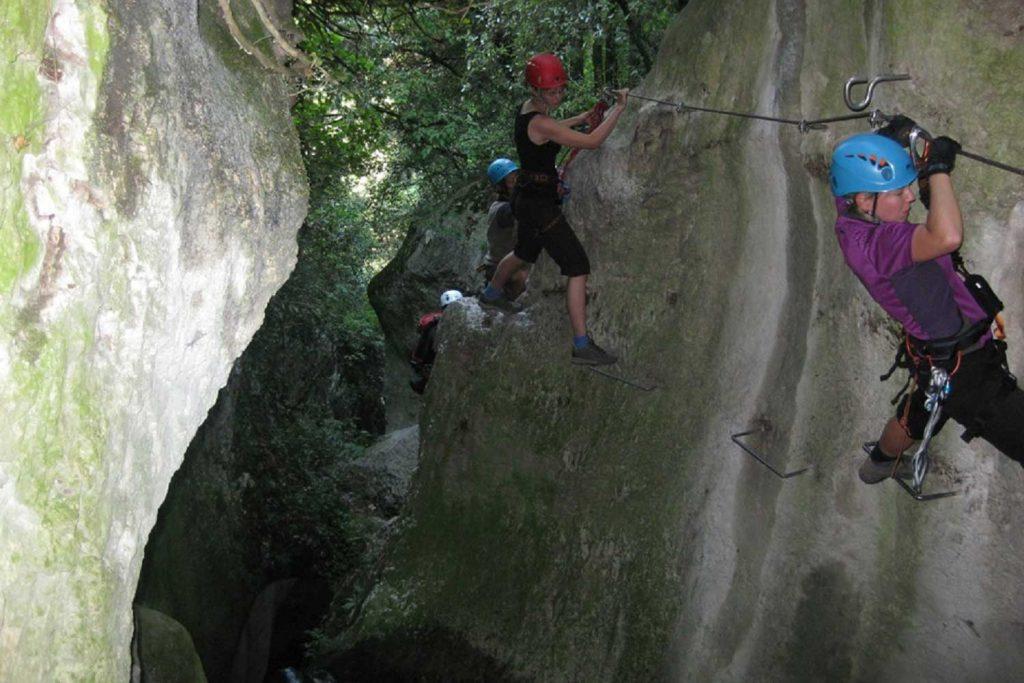 Klettersteige-am-Gardasee---Rio-Sallagoni