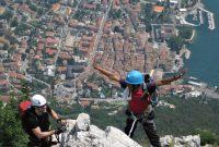 Klettersteige-am-Gardasee---Via-dell´Amicizia-Cima-S.A.T.