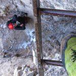 Klettersteige-in-den-Dolomiten-Dolomiti-Speciale-Leiternsteig