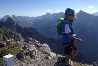 Mittenwalder-Klettersteig---An-der-Nördlichen-Linderspitze