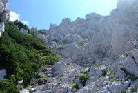 Pidinger-Klettersteig----Am-Beginn-des-Abstiegs