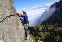 Schnuppertag-Klettersteig---Wendelsteingebiet