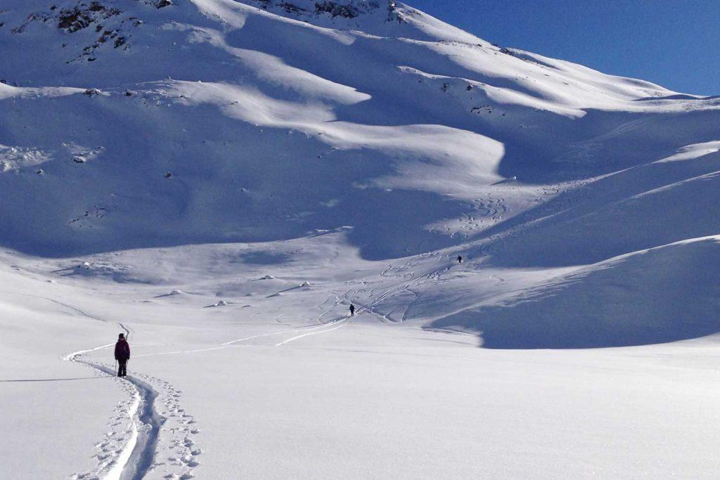 Skitouren-Heidelberger-Hütte---Skitour-Piz-Davo-Lais