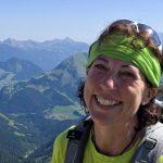 Sabine Tscharntke Bergwanderführerin