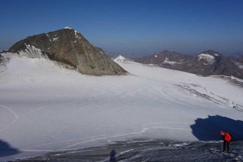 Ötztaler-Wildspitze---Am-Taschachferner