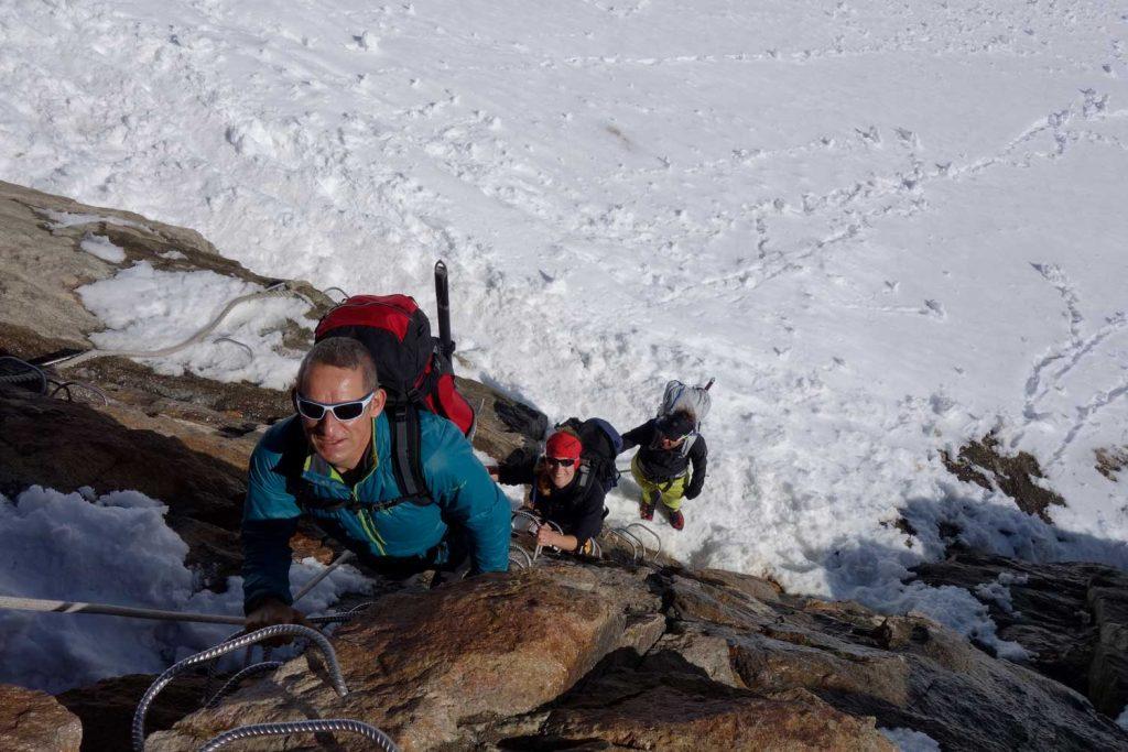 4000er-im-Wallis-Monte-Rosa---Zustieg-Rifugio-Gnifetti