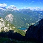 Via-Alta-Dolomiti---Lago-Alleghe