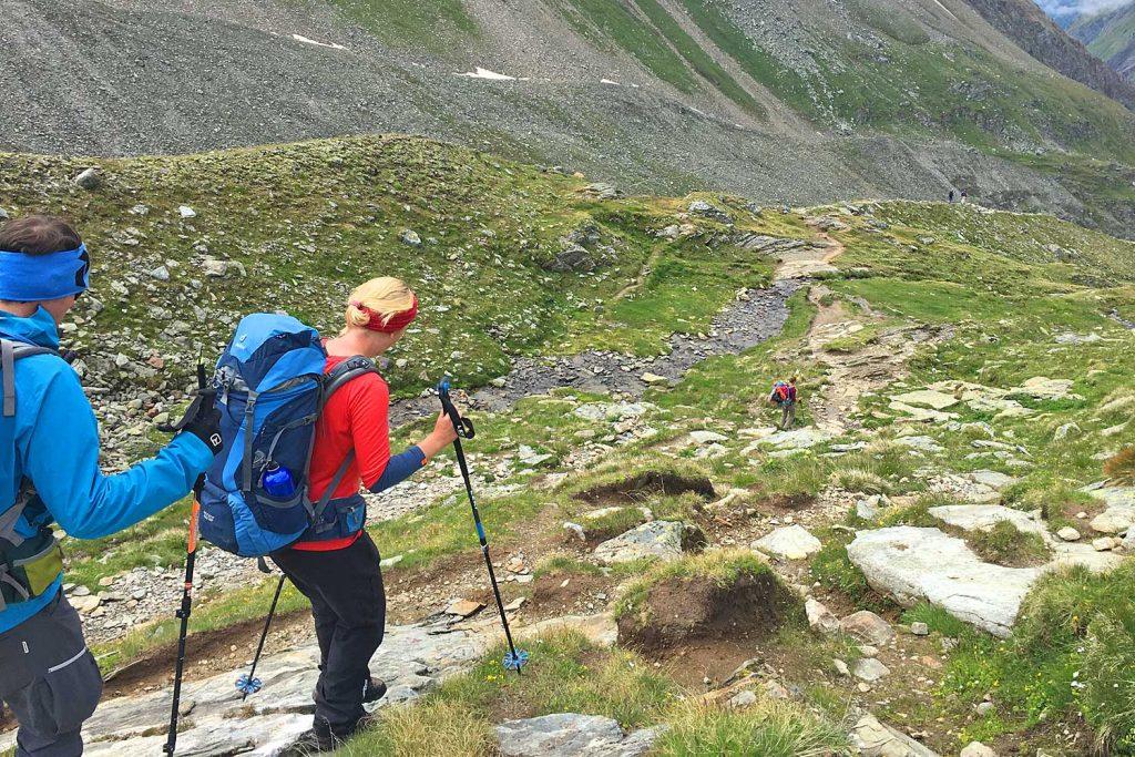 3-Tagestour-zum-Großvenediger---Abstieg-zur-Johannishütte