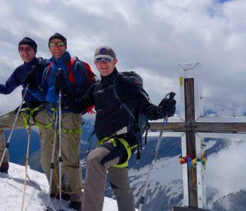 3-Tagestour-zum-Großvenediger---Am-Gipfel