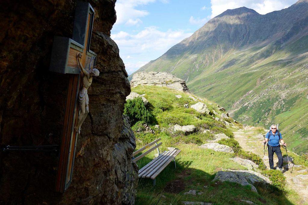 Stubaier-Alpen---Wilder-Freiger,-Wilder-Pfaff-und-Zuckerhütl---Zustieg-zur-Nürnberger-Hütte