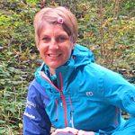Skilehrerin Christine Grabmair Portrait
