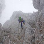 Bergführerausbildung---Mixed-Gelände-Abseilen