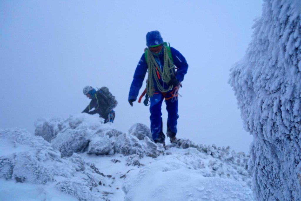 Bergführerausbildung---Mixed-Gelände---Winterbergsteigen