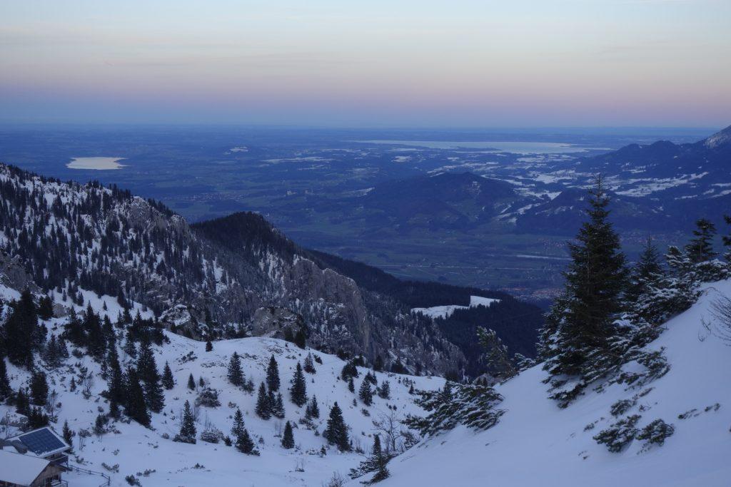 Freeridesafari Bayerische Alpen - Vom Tegernsee zum Inn