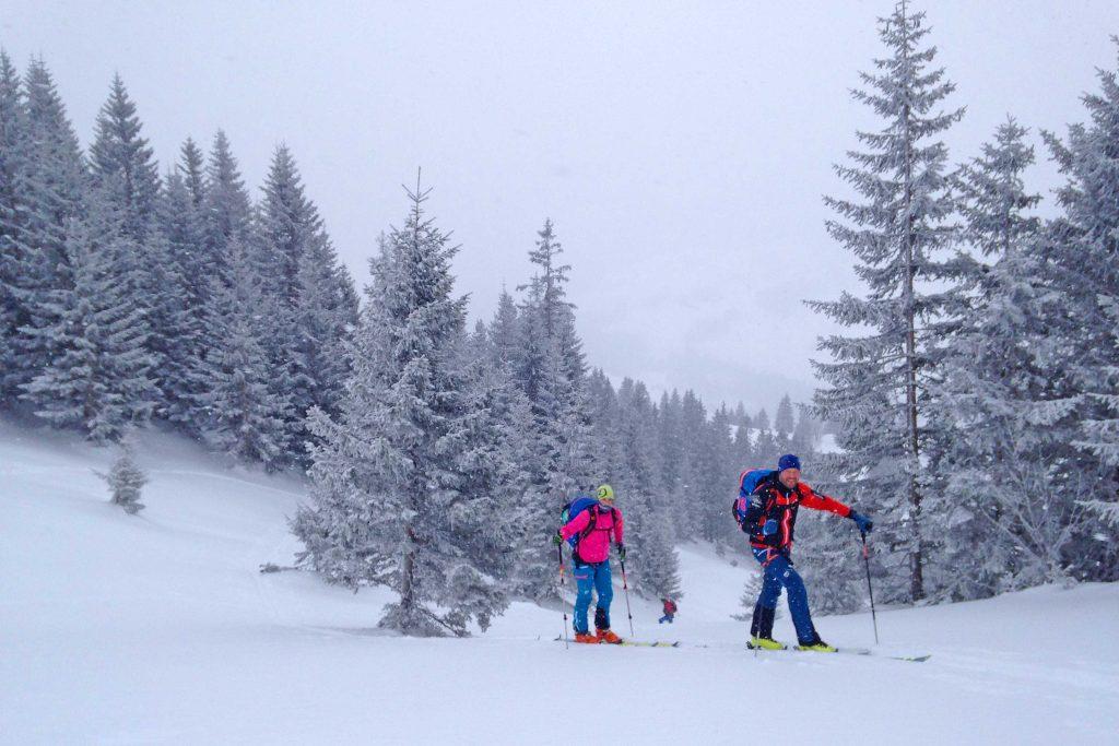 Skitour-Wendelsteingebiet---Aufstieg