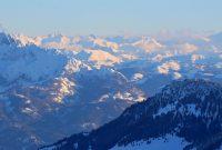 Skitour-Bayerische-Alpen---Aussicht-Alpen