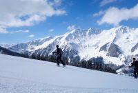 Skitour-in-den-Kitzbüheler-Alpen--Blick-zum-Großen-Beil