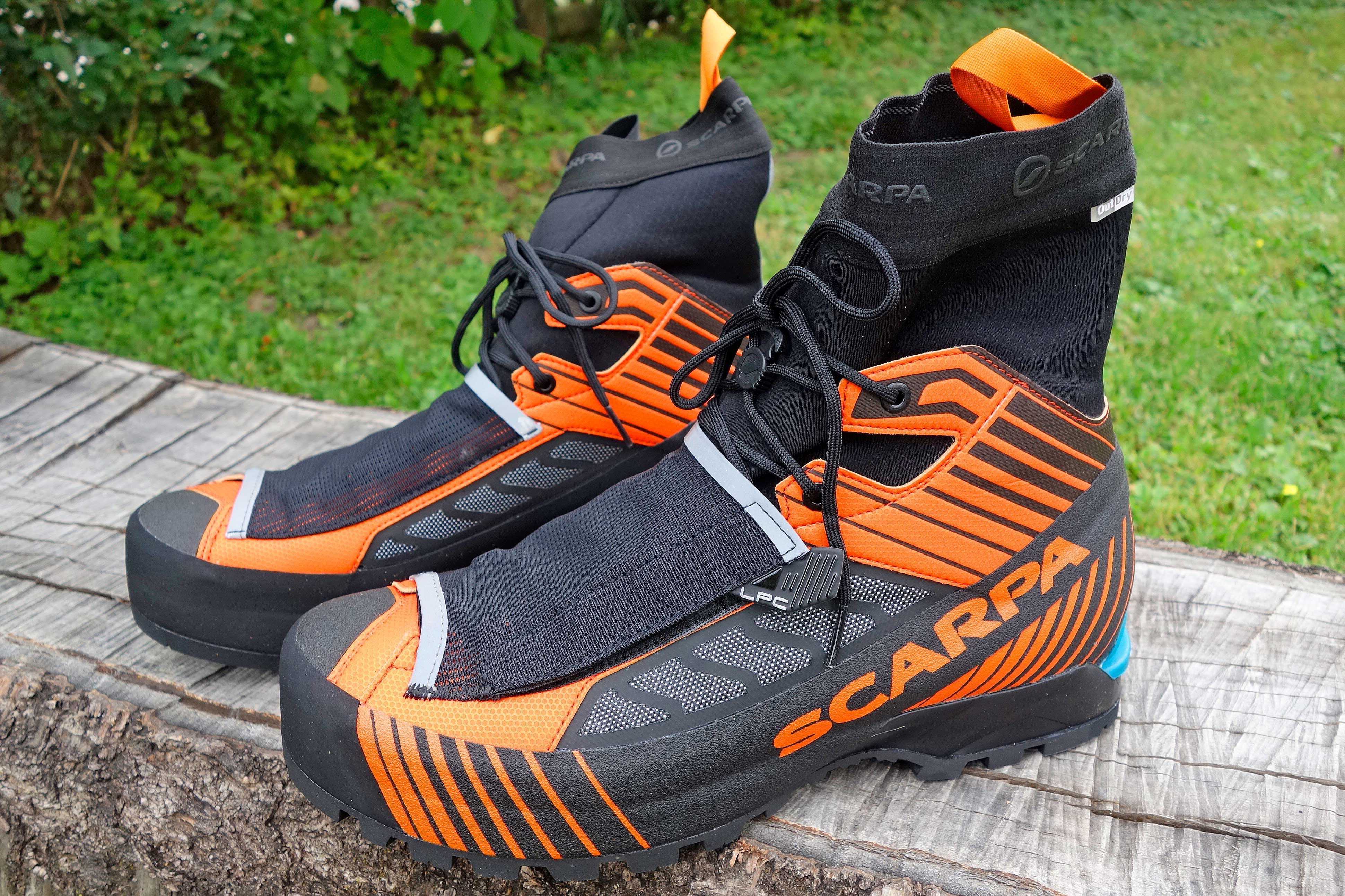 purchase cheap 46839 752cf Scarpa Schuhe - BMS Bergschule