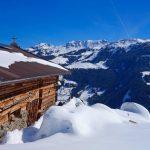 Skitour-in-den-Kitzbüheler-Alpen---Am-Steinberg